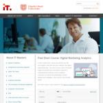 Free Short Course: Digital Marketing Analytics @ IT Masters