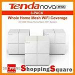 Tenda Nova MW6 WiFi System AC1200 3 Pack $175.96 + $15 Shipping ($0 with Plus) @ Shopping Square via eBay