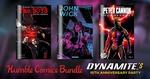 Humble Bundle - Dynamite Comics 15th Anniversary Bundle - US $1 (~AU $1.50) Minimum