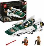 LEGO Star Wars: The Rise of Skywalker Resistance A-Wing Starfighter 75248 $34 + Delivery ($0 with Prime/ $39 Spend) @ Amazon AU