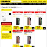 Apple iPhone XS 64GB $1429, XS Max 64GB $1599 @ JB Hi-Fi