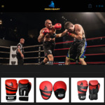 50% off above $300 & 40% off All Boxing, MMA Gear & Cricket Balls + Free Shipping above $150 @ Iron Heart Sports