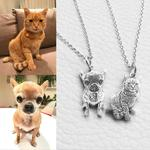 Custom Laser Imprinted Pendants/Keychains 925 Sterling Silver $73.96, Stainless Steel $51.78 (over 50% off) @ Enchanted Beauty
