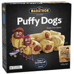 Marathon Puffy Dogs 20 Packs 1/2 Price $3.95 @ Coles