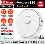 Xiaomi Roborock S50 Robot Vacuum Cleaner $503.20 Delivered (Was $629) @ Flora Livings Outlet