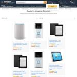 Amazon Echo Devices Sale: Echo Dot ($49), New Echo Speaker ($119), Echo Show 5 ($99) and Echo Show ($299) Delivered @ Amazon AU