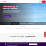 60/105/210 Status Credit Gift for Velocity Silver, Gold and Platinum Members @ Virgin Australia