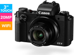 Canon PowerShot G5 X Digital Camera for $597 + Delivery (Free with Club Catch) @ Catch
