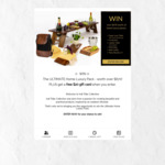 Win a Home Luxury Pack Worth $679.80 from Indi Tribe Collective