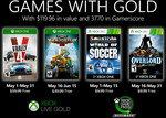 Xbox Games with Gold May 2020 - V-Rally 4, Warhammer 40,000: Inquisitor – Martyr, Sensible World of Soccer & Overlord II