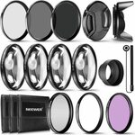 Neewer® 72MM Complete Lens Filter Accessory Kit $12.99 + Delivery ($0 with Prime/ $39 Spend) @ Neewer Amazon AU