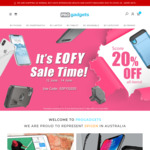20% off All Spigen Products + Free Shipping @ Pro Gadgets
