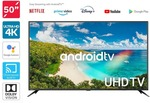 "Kogan 50"" Smart HDR 4K UHD LED TV Android TV (Series 9, XU9210) $399 + Delivery @ Kogan"