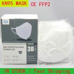 90 KN95 Masks US$35.22 / A$49.28 or 100 3-Ply Masks US$12.06 / A$19.29 Shipped @ Love-Healthy Store via AliExpress