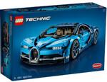 LEGO Technic: Bugatti Chiron Supercar (42083) $474.99 + Delivery @ Zavvi