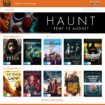Video Ezy Kiosk - Rent Two Movies, Get the Second One Free