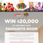 Win $20,000 Cash from Nine Network