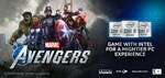 Win 1 of 280 Game Bundle Codes to Marvel's Avengers PC Game from Acer