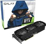 Galax GeForce RTX 3090 SG (1-Click OC) 24GB GDDR6X RGB LED Graphics Card $2499 + Delivery @ Shopping Express