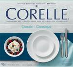 Corelle Winter Frost White 16pc Set $36 @ Woolworths