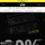 Extra 20% off Storewide - Tops Starting from $8 (Free Express Delivery $50+) @ Live Clothing