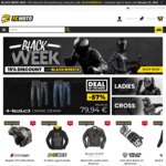 15% off Sitewide. Shipping from €19.90 (~A$33.17) @ FC-MOTO