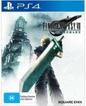 [PS4] Final Fantasy VII Remake (Preowned) $36.00 @ EB Games