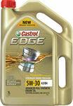 Castrol Edge 5L 5W-30 A3/B4 $35.99 (Was $72.49) @ Supercheap Auto