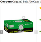 Coopers Pale Ale 440ml Cans Case of 24 $49.90 @ Dan Murphy's