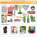 Upto 20% off Funny, Quirky, Unique Gifts & Homeware + $7.95 Post ($0 with $99 Spend/ Sydney Metro/ Pickup) @ Austpicious