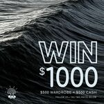 Win a $500 Wardrobe and $500 Cash from Eat Your Water