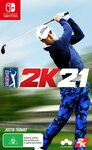 [Switch] PGA Tour 2K21 $38 + Delivery ($0 with Prime/ $39 Spend) @ Amazon AU
