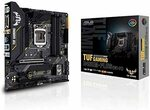 ASUS TUF Gaming B460M-PLUS Wi-Fi Micro ATX Motherboard $167.46 Delivered @ Amazon AU