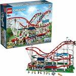 LEGO Creator Expert Roller Coaster 10261 Building Kit $341.24 Delivered @ Amazon AU