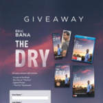 Win 1 of 10 'The Dry' Prize Packs Worth $250.98 from Roadshow
