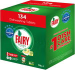 Fairy Original All In One Dishwashing Tablets Lemon 134pk $29.98 ($0.22/Tablet) Delivered @ Costco (Membership Required)