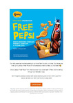 Free Pepsi with Any Purchase @ Gami Chicken