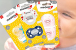 Win 1 of 10 Medela Soother Packs valued at $35.85 each from Tell Me Baby