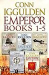 [eBook] The Emperor Series Books 1-5 by Conn Iggulden $6.99 @ Amazon AU