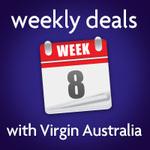 AMEX Network 8 Weeks Virgin Aus Offer. 1st Week: $30 Credit Back Flight Purchases