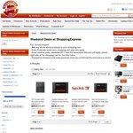 HP N40L Microserver (250GB Model) $219 | SanDisk SSDs 120GB $85, 240GB $165, 480GB $368