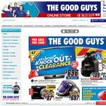 GVA 1.0 Litre Rice Cooker $9, Samsung Robotic Vacuum (SR8751) $378 @ The Good Guys.26 Dec
