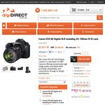 Canon EOS 6D with Canon 24-105mm F/4 IS Lens - $2850 AUS STOCK @digiDIRECT (Pickup) - SYDNEY