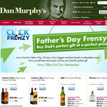 Dan Murphy's Click Frenzy Father's Day Deals