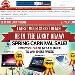 Spring Carnival Combo: Nexus 7 2013 32GB $339 + 1TB Portable USB3 $69 Free Shipping + Lucky Draw
