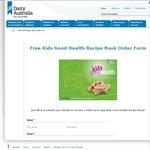 Free Kids Good Health Recipe Book