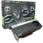 EVGA GeForce GTX 670 Superclocked+ 4GB @PCCaseGear- Now $299