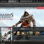 Assassin's Creed IV: Black Flag for PC Download USD $22.49 with Coupon Code GFDJAN25