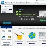 AmEx Offer: Various Credit Back (The Good Guys, Smiggle, Just Jeans, Esprit, Quiksilver + MORE)