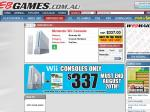 Nintendo Wii with Wii Sports - New $337 @ EB Games